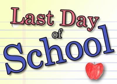 Last Day of School, May 24 - Classes Resume for 2018-2019 School Year on Wed.  Aug. 8